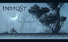 INMOST (metroidvania game WIP)