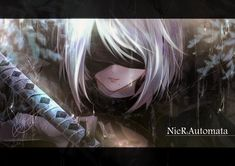 Type B | NieR: Automata || Reason to have a PS4 :P
