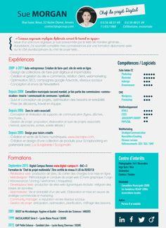 CV Ingénieur Informatique Modèle CV sur mesure moderne - UPCVUP Cv Manager, Cv Ingenieur, Personal Branding, Sample Resume, Job Resume Template, Beginning Sounds, Modern, Self Branding