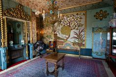 Victor Hugo's sumptuous exile getaway. Where he wrote Les Miserable.