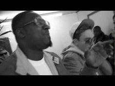 Sway (UK/Ghana) beat box Still Speedin' freestyle backstage at Hackney Weekend for BBC Radio 1 with Killa Kela