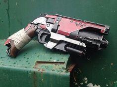 Bloodoath sidearm Nerf Hammershot