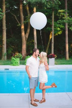 Whether you're planning an engagement party, a bridal shower, or a casual poolside wedding, this shoot is laden down with ideas for healthy catering, a one of a kind cake (cheese please!) and bright decor:	http://bridalmusings.com/2016/09/fun-engagement-party-inspiration/?utm_source=feedburner&utm_medium=feed&utm_campaign=Feed%3A+bridalmusings+%28Bridal+Musings%29