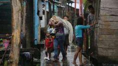 Image copyright                  AFP/Getty Images                  Image caption                                      La tormenta sólo afectó a una zona poco poblada de Nicaragua.                                13 víctimas fatales son el saldo del paso del huracán Otto por Costa Rica. Así lo informaron autoridades de Panamá, donde murieron cuatro personas,