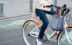 bike & long champ bag
