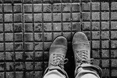 #boots #B&W