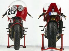 Ducati Superpantah 900 Cafe Racer by Radical Ducati #motorcycles #caferacer #motos   caferacerpasion.com