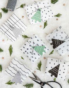 8 ideas para envolver regalos de Navidad