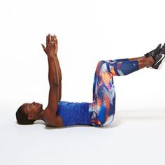 You made it through Week 1 of our 30-day ab challenge! Celebrate with this week's 3-minute core-crushing lower-ab blast. (Yep, there's more and we're going to turn up that intensity this week and go a minute longer!) - Fitnessmagazine.com