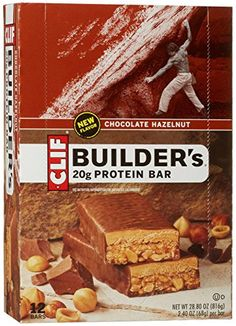 Clif Builders Protein Bars  Chocolate Hazelnut  2.4 oz  12 ct For Sale http://10healthyeatingtips.net/clif-builders-protein-bars-chocolate-hazelnut-2-4-oz-12-ct-for-sale/