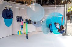 Con materiales reciclados hicieron los más increíbles accesorios de viaje