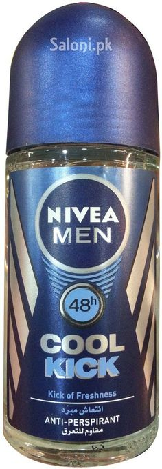 NIVEA MEN 48H COOL KICK DEODORANT 50 ML Saloni™ Health