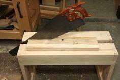 a Saw Bench