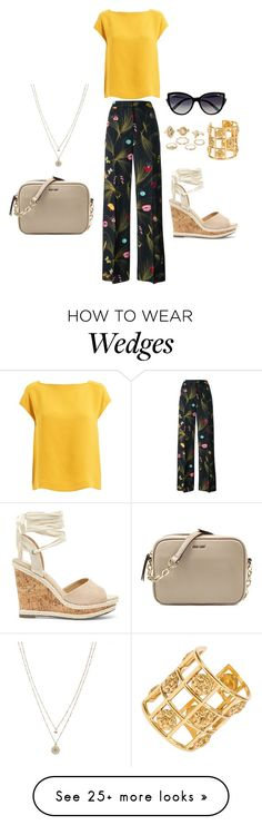 """Untitled #1621"" by rubysparks90 on Polyvore featuring Fendi, WtR, Sole Society, Nine West, La Perla, LC Lauren Conrad, Chanel and Charlotte Russe"