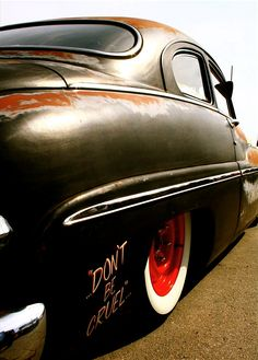 Elvis Rat Rod.....