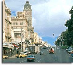 Ballarat in Victoria