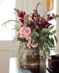 rustic flower arrangements - Google Search