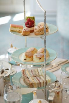 Afternoon tea Fortnum and Mason's London