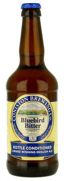 Coniston Bluebird