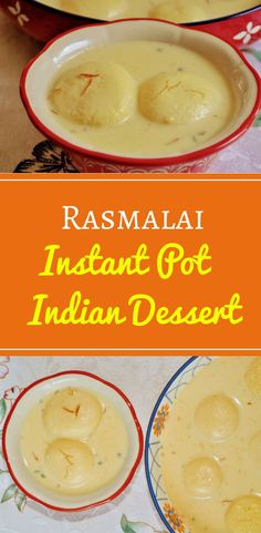 Easy recipe of Rasmalai or Ras Malai which is a famous Indian dessert made from cottage cheese balls and cooked in milk. Learn how to make rasmalai step by step easily in Instant Pot. Indian Dessert Recipes, Indian Sweets, Indian Recipes, Dessert Ideas, Best Pressure Cooker Recipes, Best Instant Pot Recipe, Recipe Steps, Cottage Cheese, International Recipes