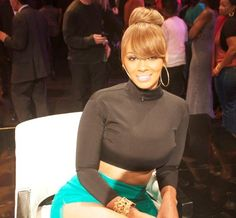 """""""Basketball Wives Miami"""" Season 4 Reunion Fashion Round-Up . High Bun Hairstyles, Basketball Wives, Hair A, Are You The One, New Look, Hair Styles, Sexy, Season 4, Miami"""