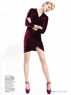 CLIN D'OEIL MAGAZINE:  Photography:  Genevieve Charbonneau, Judy Inc