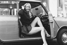 Ladies with Motors. Mini