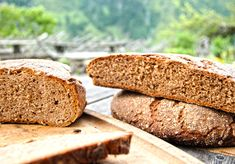 Das tägliche Brot der Eigenbrötlerin: einfach gut! Yeast Bread, Bread Baking, German, Drink, Food, Travel, Kitchens, Wood Burner, Oven