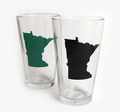 Minnesota Pint Glass