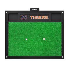 Auburn Tigers Golf Practice Mat
