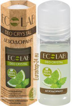 Deodorant für Körper, Orange und Zitrone, Deo Kristall, 50ml