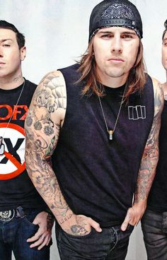 m shadows avenged sevenfold A7X