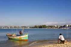 Tunisie - Hammamet (pêcheur)