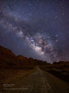 Road to the milky way  Milky way above the mountains  Camera: NIKON D610 Focal Length: 14mm Shutter Speed: 30sec Aperture: f/2.8 ISO/Film: 3200  Image credit: http://ift.tt/29OONwz Visit http://ift.tt/1qPHad3 and read how to see the #MilkyWay  #Galaxy #Stars #Nightscape #Astrophotography