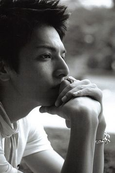 Good view of his nose :) Toma Ikuta <3