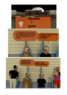 Comics Berny alias el trapero: MARIANO Y JUSTO 5: