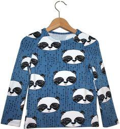 Gratis naaipatroon raglan shirt