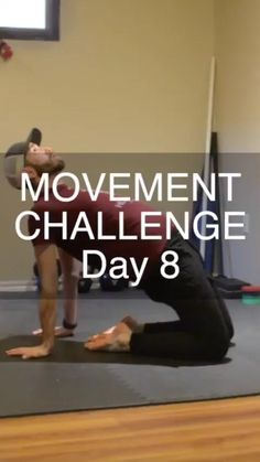 It's Day 8 of our MOVEMENT CHALLENGE that involves mobility training and injury prevention exercises 💪🏻Great for hip, knee, ankle and shoulder mobility! Gym Workout Videos, Gym Workouts, At Home Workouts, Hip Mobility Exercises, Flexibility Workout, Body Weight, Weight Loss, Calisthenics Workout, Injury Prevention