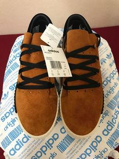 cheap for discount ccb7a bc29b Adidas Alexander Wang Skate Shoes Brown UK Size 8