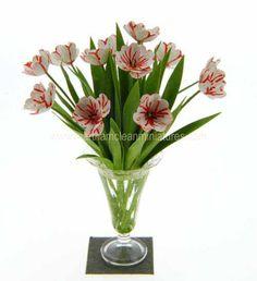 www.marthamcleanminiatures.com Miniature Flowers
