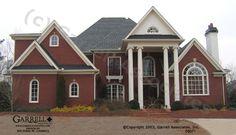 Breconshire House Plan   House Plans by Garrell Associates, Inc