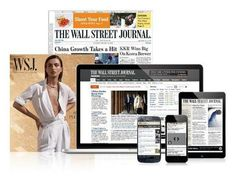 Get The Best Prices On Your WSJ Subscription From A Top Vendor In Town