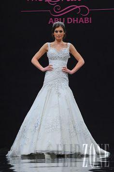 Dar Sara - Mariage - Printemps-été 2012 - http://www.flip-zone.fr/fashion/bridal/ready-to-wear/dar-sara-2692