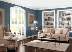 possible color for living room: Behr.com.MIDNIGHT IN THE TROPICS(S480-7),