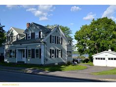 FOR SALE: 45 Federal Street, Wiscasset, Maine 04578 - $249,500 Year Built: 1940 Square Footage: 2500 Lot Size: 0.680 MLS: 1144210 Agency: Carleton Realty Agent: Nancy Carleton Phone: 207-443-3388, Ext. 101 Cell: 207-751-7693  Great opportunity to own intown, on the river, with rental income too!! 5 bedroom, 2 bath Cape just a short walk from shops and restaurants. Charming 2-unit home with 2 car garage. Each level offers comfortable living.