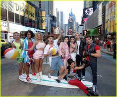'Teen Beach Movie' Cast - GMA Pics