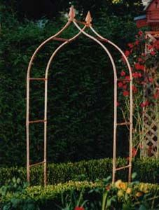Another Copper Tubing Garden Project