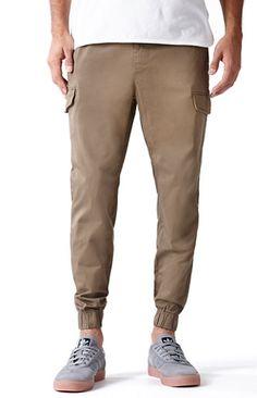 Bullhead Denim Co Dillon Skinny Cargo Jogger Pants #bullhead #pacsun