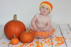 Halloween Photography Baby- Amy, this is for you! Love this!