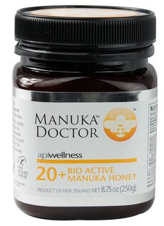 Manuka Doctor Bio Active 20+ Honey